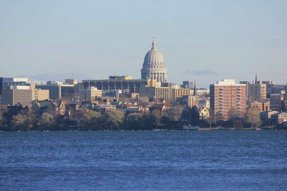 Seventh-highest air fare: $470, Madison, Wis. Photo: Wikipedia