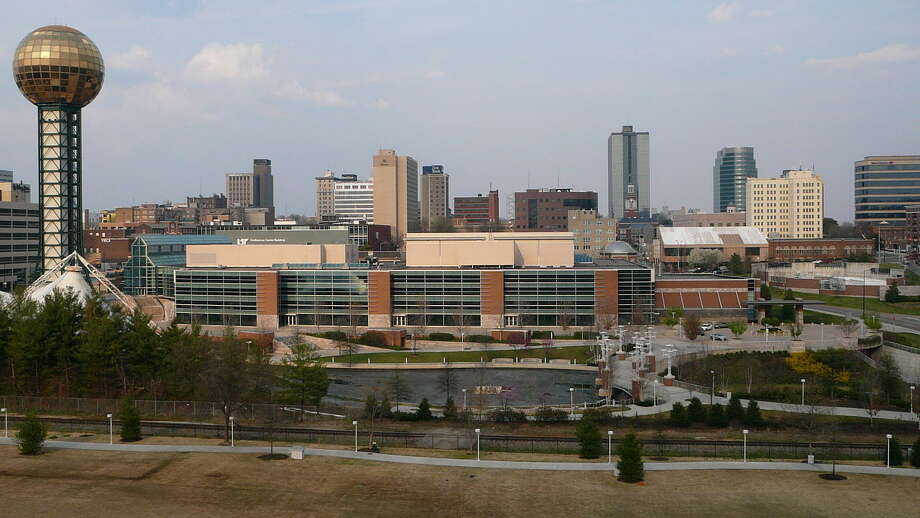 Eighth-highest air fare: $463, Knoxville, Tenn. Photo: Wikipedia