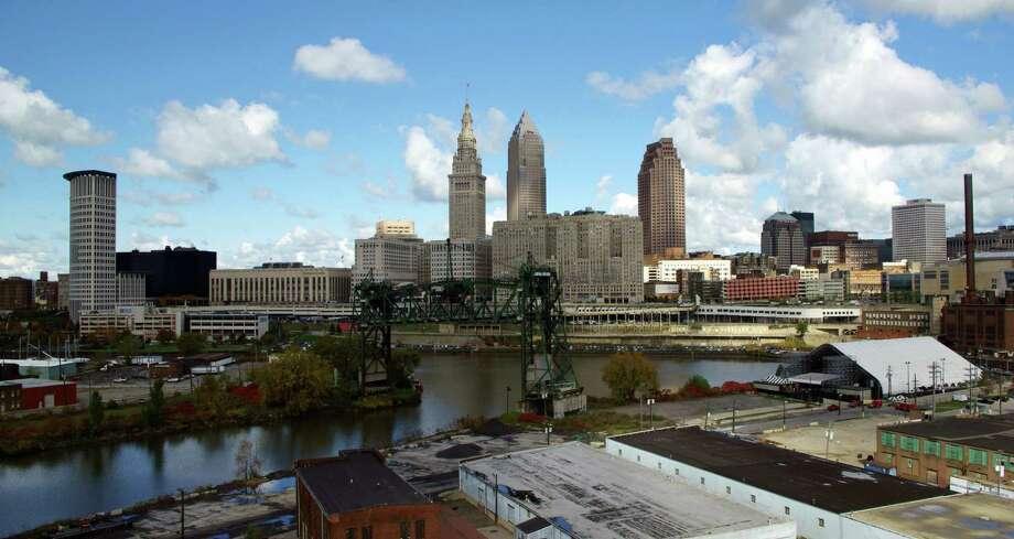 Ninth-highest air fare: $458, Cleveland, Ohio Photo: Wikipedia