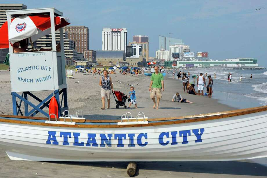 Lowest air fare: $192, Atlantic City, N.J. Photo: Munson, John, John Munson/The Star-Ledger / The Star Ledger