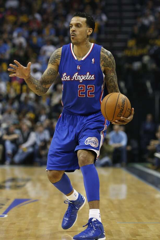 Matt Barnes  Re-signed with Los Angeles Clippers Photo: Joe Robbins, Getty Images