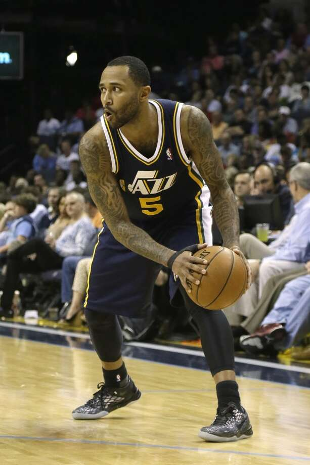 Mo Williams  Former team: Utah Jazz  New team: Portland Trail Blazers Photo: Danny Johnston, Associated Press