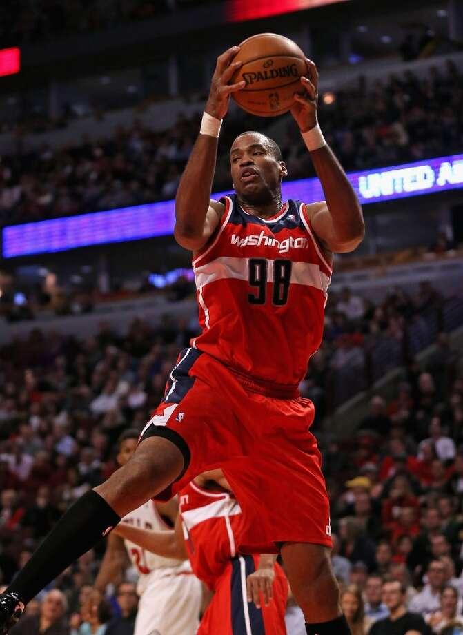 Jason Collins  Washington Wizards  Status: Unrestricted Photo: Jonathan Daniel, Getty Images