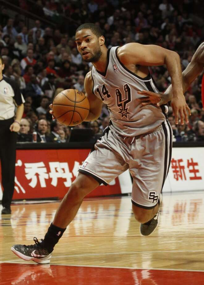 Gary Neal  Former team: San Antonio Spurs  New team: Milwaukee Bucks Photo: Charles Rex Arbogast, Associated Press