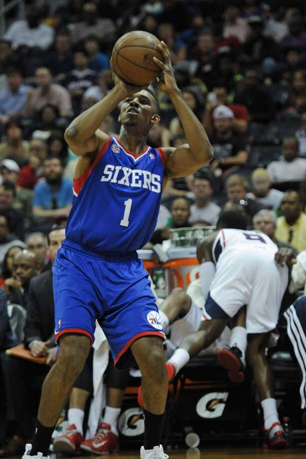 Nick Young  Former team: Philadelphia 76ers  New team: Los Angeles Lakers Photo: John Amis, Associated Press