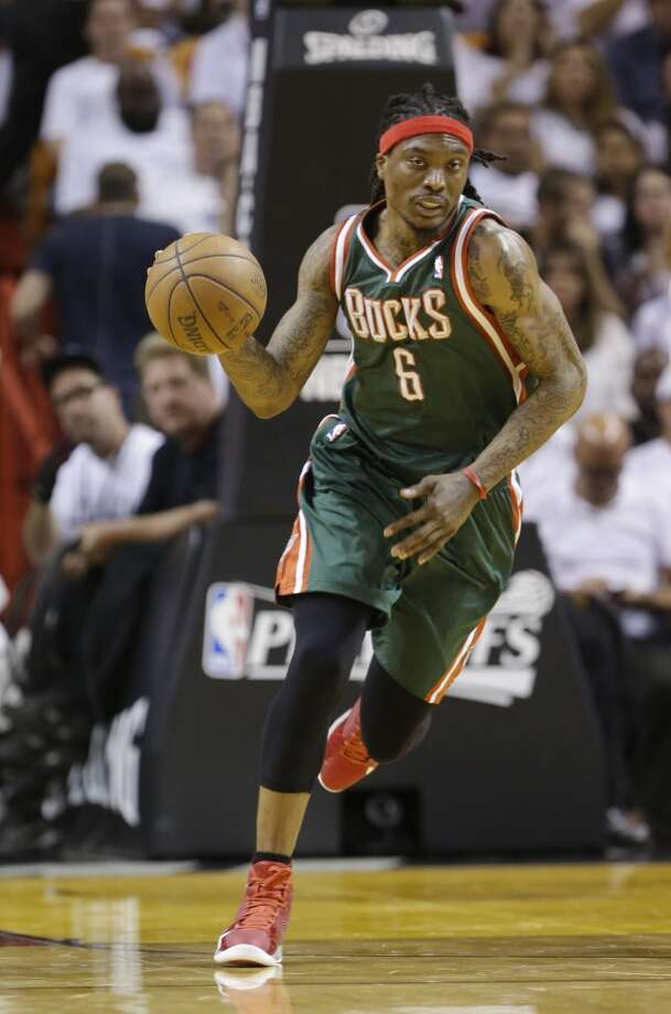 Marquis Daniels  Milwaukee Bucks  Status: Unrestricted Photo: Wilfredo Lee, Associated Press