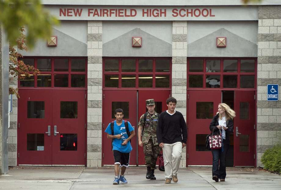 A total of 20.7 percent of seniors who graduated with New Fairfield High School's Class of 2011 earned a score of 3 or higher on at least one Advanced Placement exam, according to data from the State Department of Education.