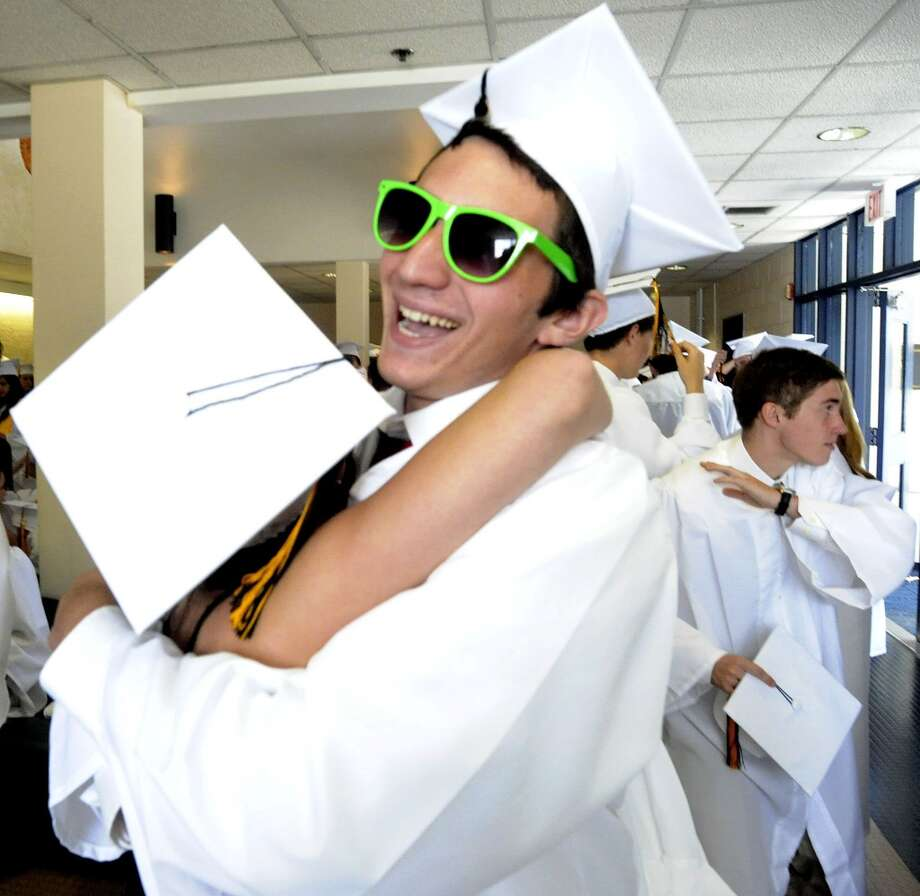No. 9:A total of 38.3 percent of seniors who graduated with Redding's Joel Barlow High School's Class of 2011 earned a score of 3 or higher on at least one Advanced Placement exam, according to data from the State Department of Education.