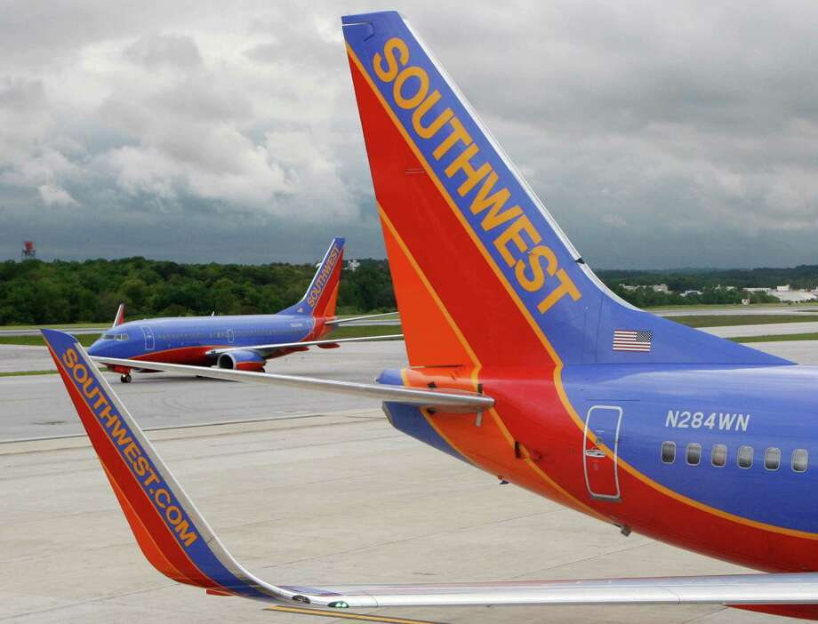 Southwest says the new flights won't affect its service into and out of Baltimore-Washington International. (AP Photo/Charles Dharapak, file) Photo: Charles Dharapak, STF / AP