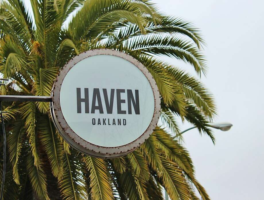 Haven, in Jack London Square, is flourishing. Photo: Stephanie Wright Hession