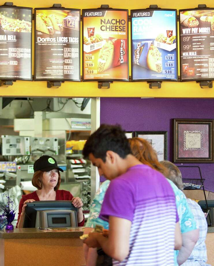 Taco BellCashier: $7.36 per hourSource: Yahoo Photo: Nick De La Torre, Staff / © 2013 Houston Chronicle