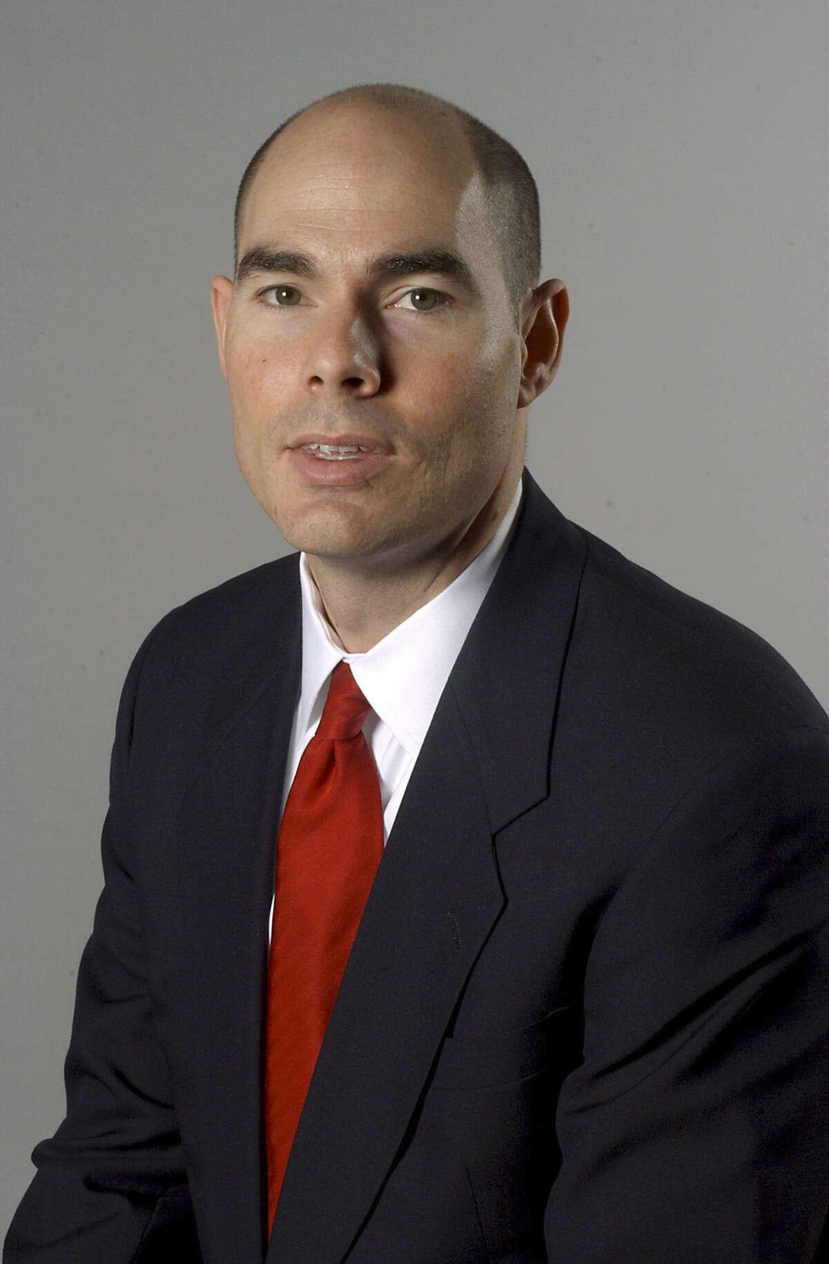 Rep. Dennis Bonnen, R-Angleton, on Thursday, February 10, 2005.