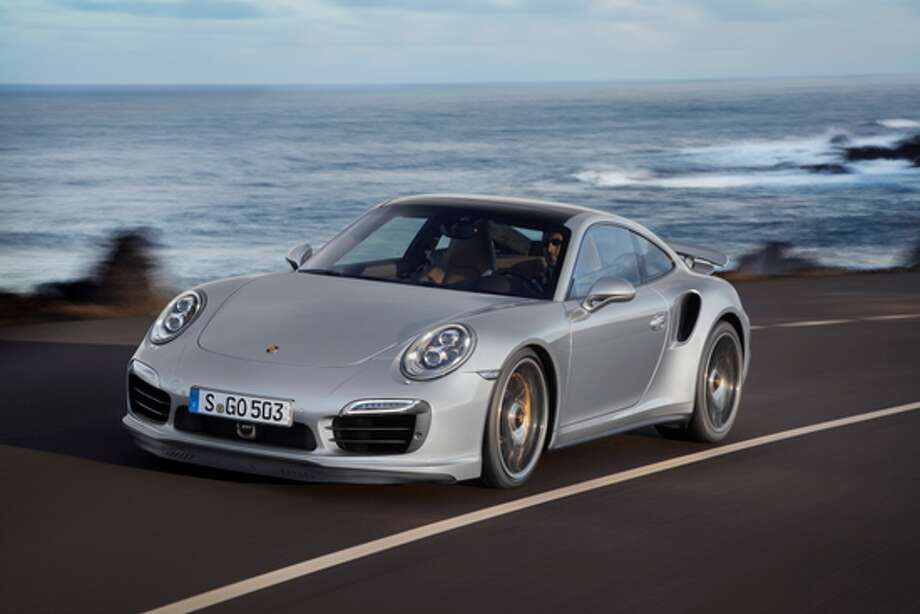 You could opt for a slower car, but that wouldn't be as much fun. (Photos: Porsche Cars North America)