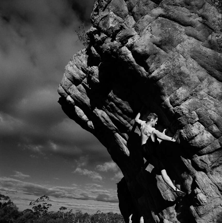 Bouldering in the Arapiles and Grampian Ranges Photo: Adam Pretty