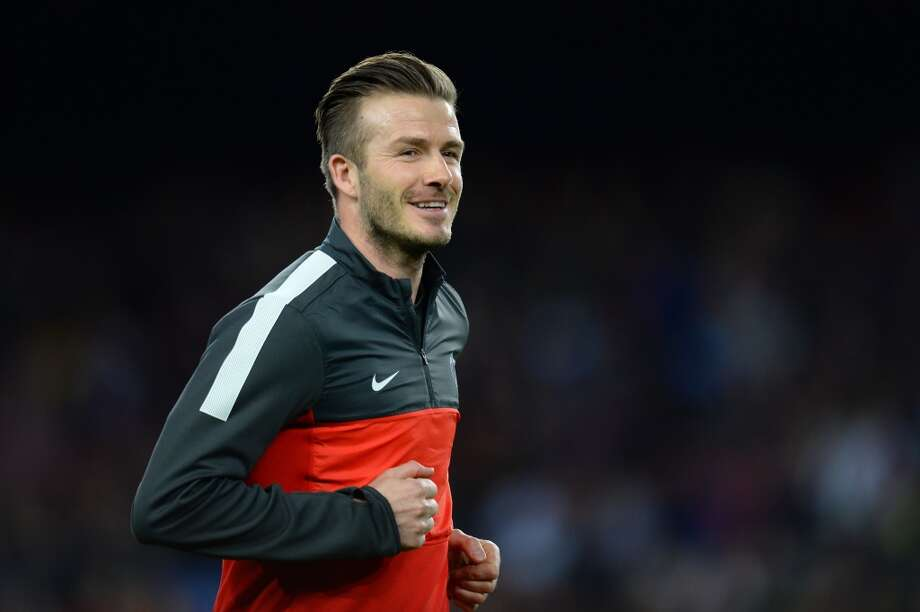 Earlier this week, Forbes came out with its list of the most influential athletes of 2013. The rankings are based on surveys done by Nielsen and E-Poll Marketing Research and are heavy on Olympic athletes — not unusual, they said, in the wake of an Olympic year.Here is athlete No. 10 —  David Beckham