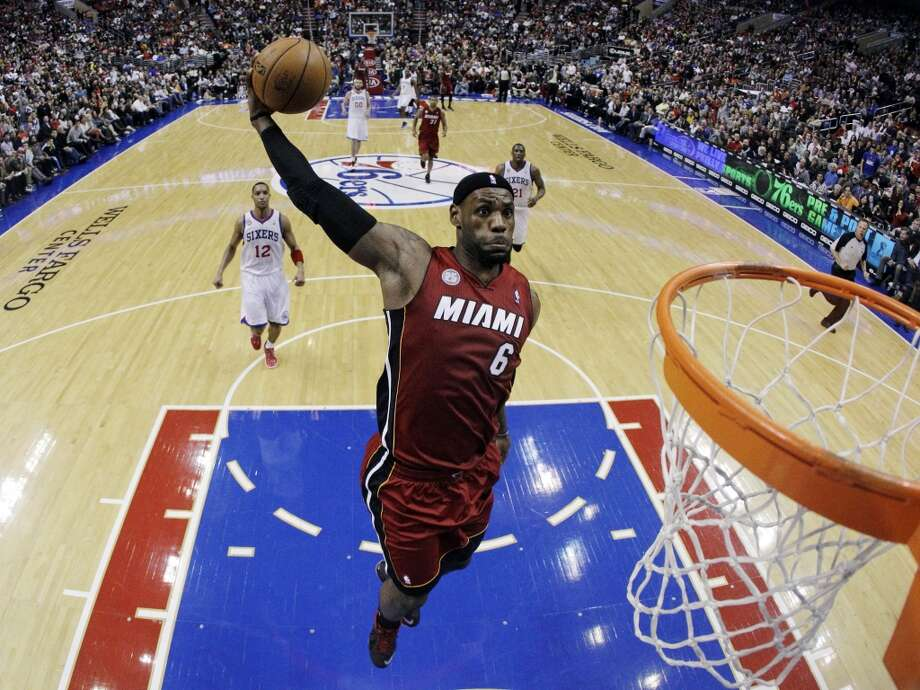 9. LeBron James