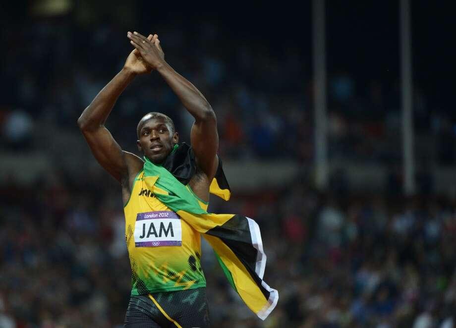 3. Usain Bolt