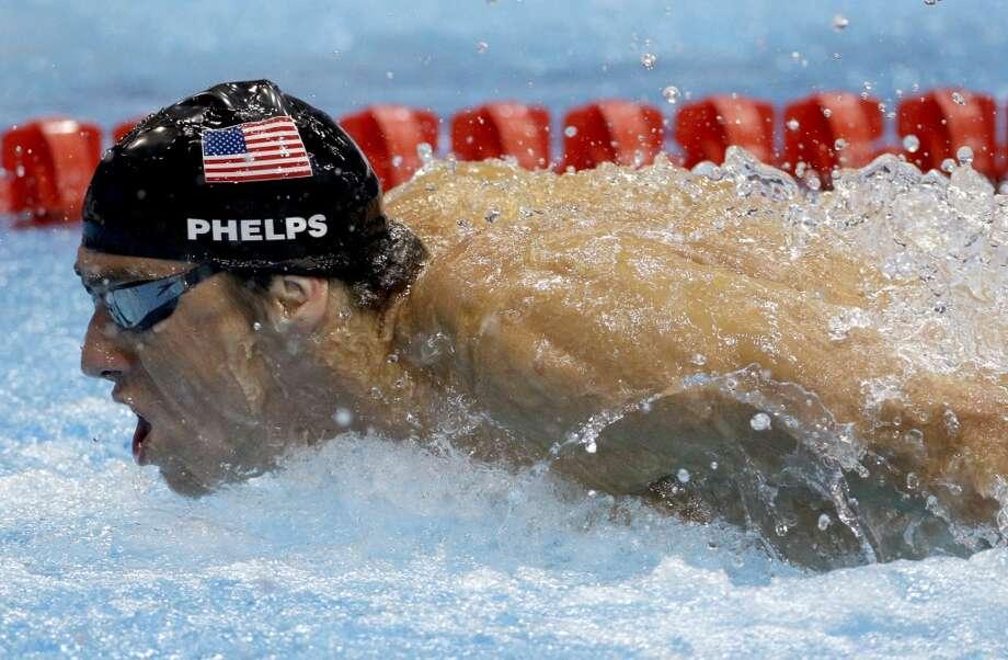 2. Michael Phelps