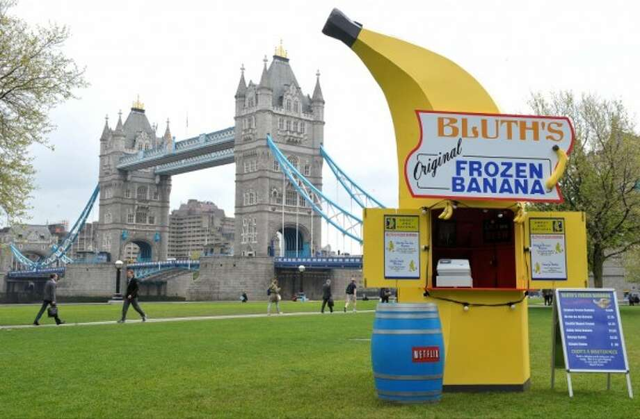 The Banana Stand starts its world tour in London