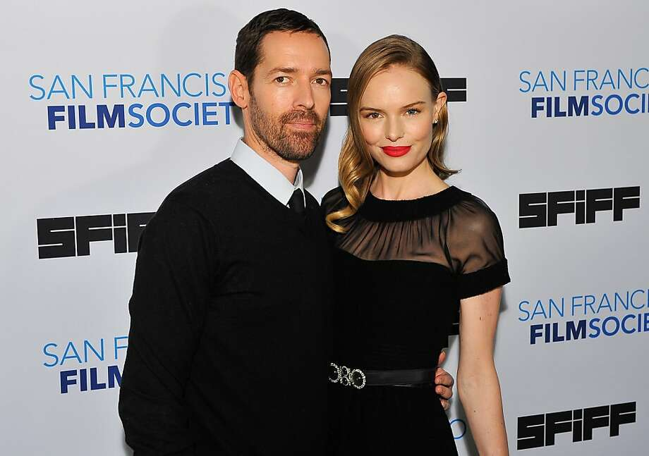 "SAN FRANCISCO, CA - APRIL 28: (L-R) Michael Polich and Kate Bosworth attend the ""Big Sur"" Premiere at the 56th San Francisco International Film Festival at Sundance Kabuki Cinema on April 28, 2013 in San Francisco, California. (Photo by Steve Jennings/WireImage) Photo: Steve Jennings, WireImage"