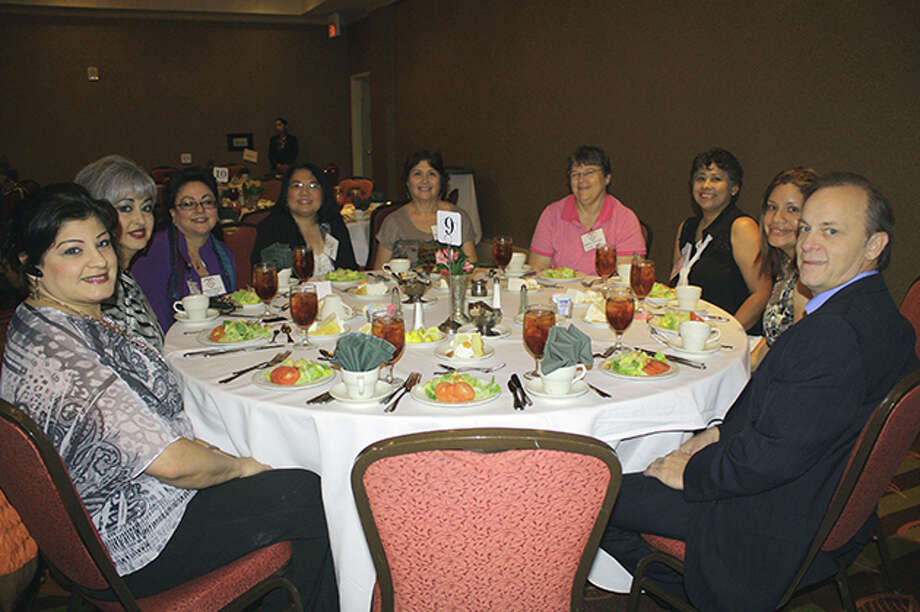 Salute to Nurses Awards Luncheon - Tuesday, May 7, 2013 Photo: San Antonio Express-News