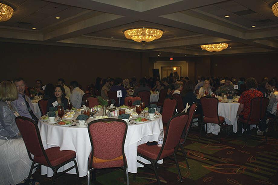 Salute to Nurses Awards Luncheon - Tuesday, May 7, 2013 Photo: San Antonio Express-News