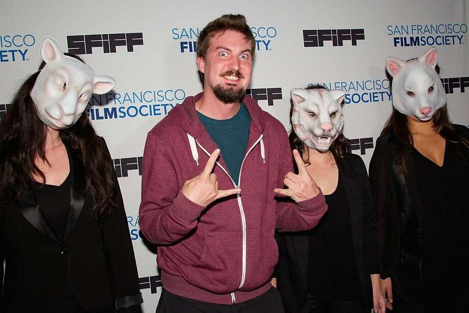 SAN FRANCISCO, CA - APRIL 27:  Director Adam Wingard arrives at 'You're Next' premiere at Sundance Kabuki Cinemas on April 27, 2013 in San Francisco, California.  (Photo by Miikka Skaffari/FilmMagic) Photo: Miikka Skaffari, FilmMagic