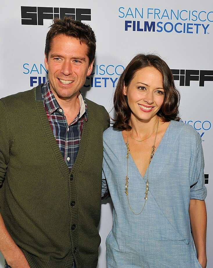 "SAN FRANCISCO, CA - APRIL 27: Alexis Denisof and Amy Acker (L-R) attend the ""Much Ado About Nothing"" Premiere at the 56th San Francisco International Film Festival at Sundance Kabuki Cinema on April 27, 2013 in San Francisco, California. (Photo by Steve Jennings/WireImage) Photo: Steve Jennings, WireImage"