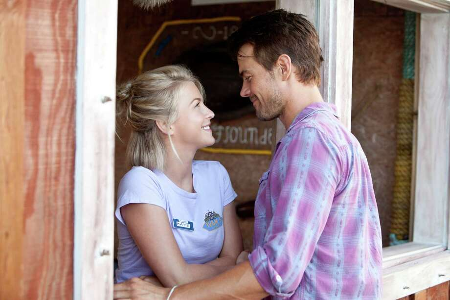 "Julianne Hough and Josh Duhamel star in Relativity Media's ""Safe Haven."" Credit:  James Bridges/Relativity Media Photo: James Bridges / ©2012 Relativity Media. All Rights Reserved."