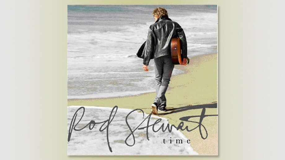 """Rod Stewart """"Time"""""""