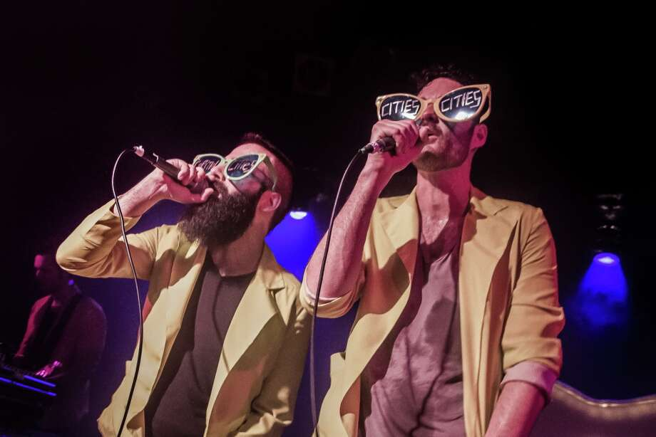 Capital Cities Photo: Jake Hagopian / all rights reserved