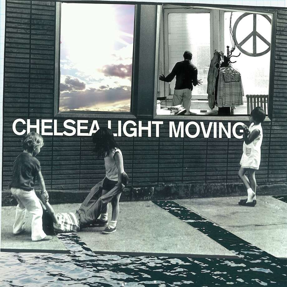 This CD cover image released by Matador Records shows the self-titled album by Chelsea Light Moving. (AP Photo/Matador Records)