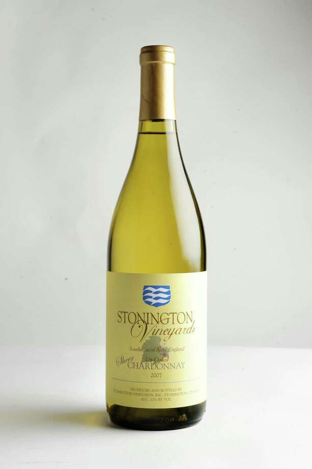 Stonington Vineyards Sheer Chardonnay, Friday, Jan. 25, 2013, at Times Union in Colonie, N.Y. (Cindy Schultz / Times Union) Photo: Cindy Schultz / 00020918A
