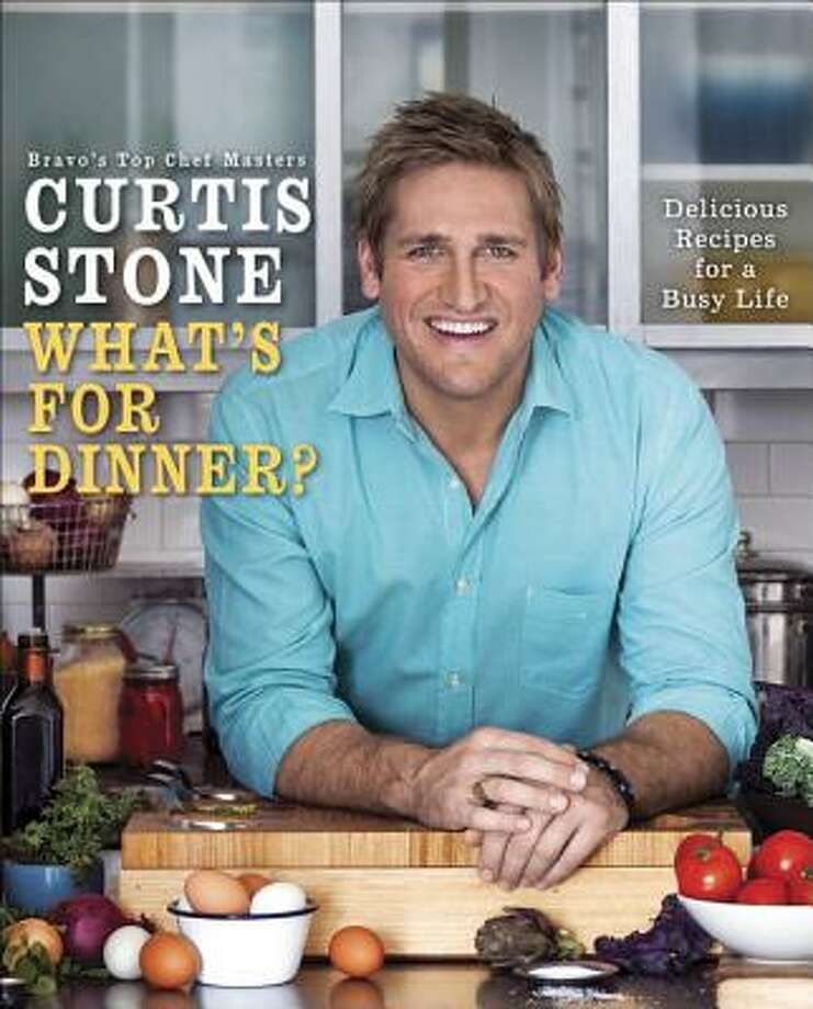 "In his new cookbook, ""What's for Dinner? Delicious Recipes for a Busy Life,"" ($35, Ballantine), Stone delivers simple recipes, many of which can be made (start to finish) in less than 40 minutes."