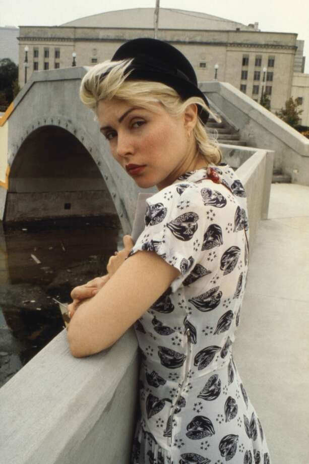 Debbie Harry  (Photo by Roberta Bayley/Redferns)