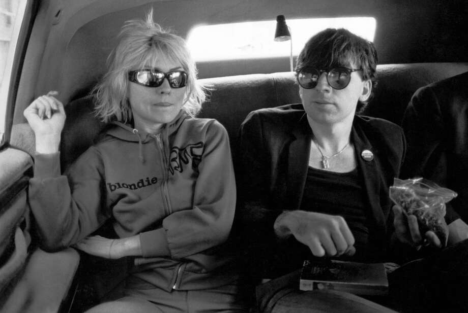 Debbie Harry & Chris Stein  (Photo by Roberta Bayley/Redferns)