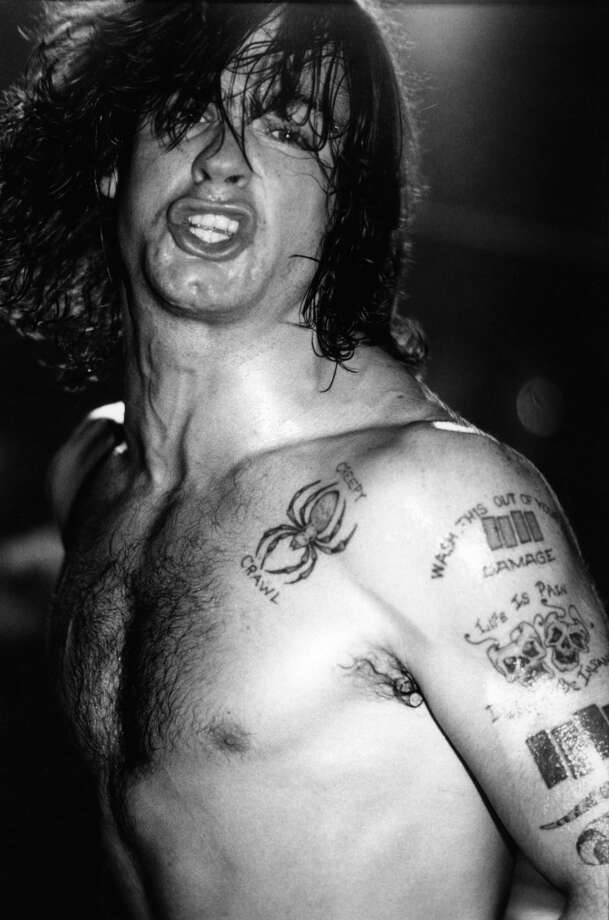 Henry Rollins of Black Flag (Photo by Kerstin Rodgers/Redferns)