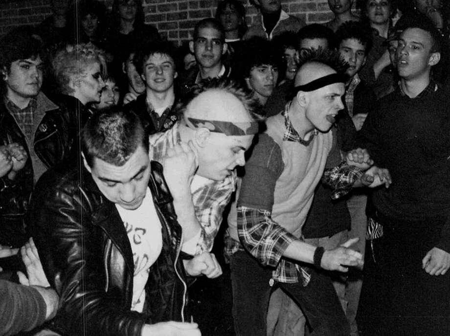Hardcore punk show