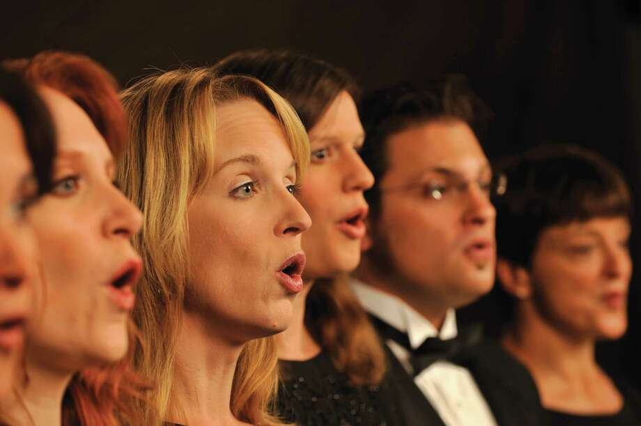 Singers from Albany Pro Musica perform. The group will hold auditions on Tuesday, Aug. 21. (Matthew Kopans) Photo: GOLD / GARY GOLD