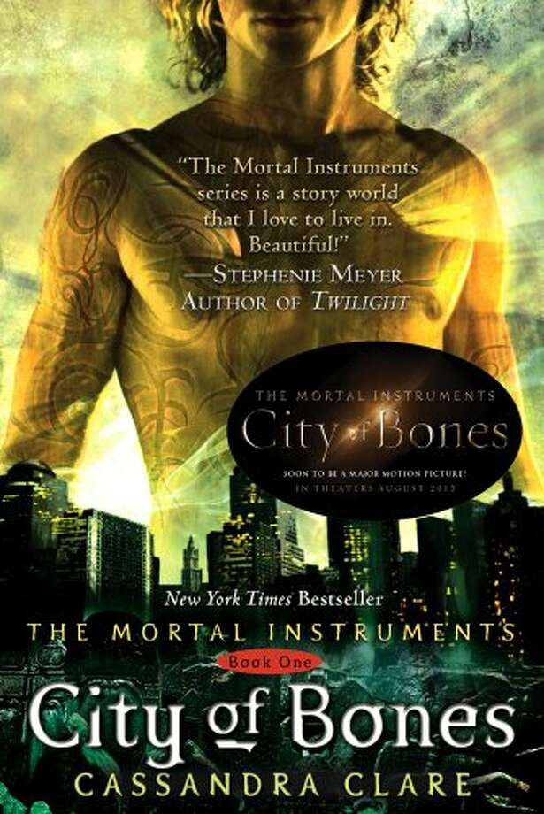 City of Bones by Cassandra Clare Recommended age: 16 and up Read the full review here.