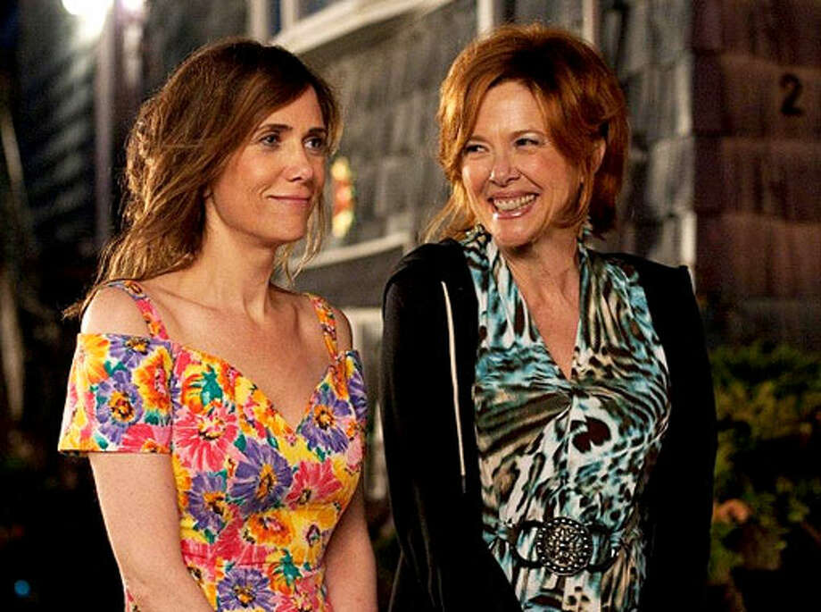 GIRL MOST LIKELY (July 19) - Failed playwright Kristen Wiig fakes a suicide to get back an ex, but instead winds up in the court-mandated custody of her gambling addict mom, Annette Bening. What, that's not enough for you? Would it help to know it comes from the the directing team of Shari Springer Berman and Robert Pulcini, revered for the fantastic 'American Splendor' and HBO's award-winning 'Cinema Verite'?