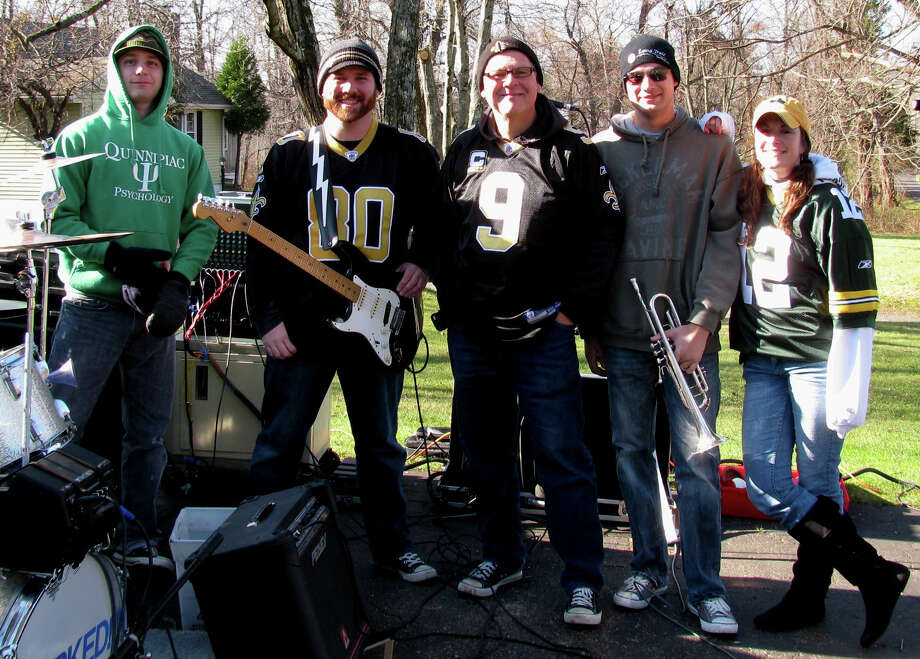 Uncorked, a rock 'n' roll cover band that's based in New Fairfield, will play at The Spot, in Bethel, on Saturday, May 11. Photo: Contributed Photo