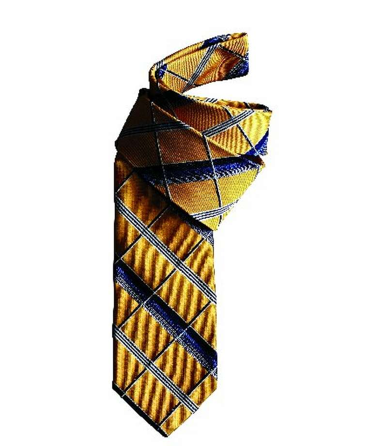 A tie from Brook Brothers' Gatsby collection. &98.50 at Brooks Brothers stores