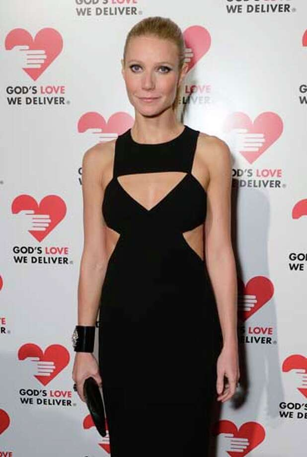 Gwyneth Paltrow dips into this fashion trend frequently. Photo: Eugene Gologursky, WireImage / 2012 Eugene Gologursky