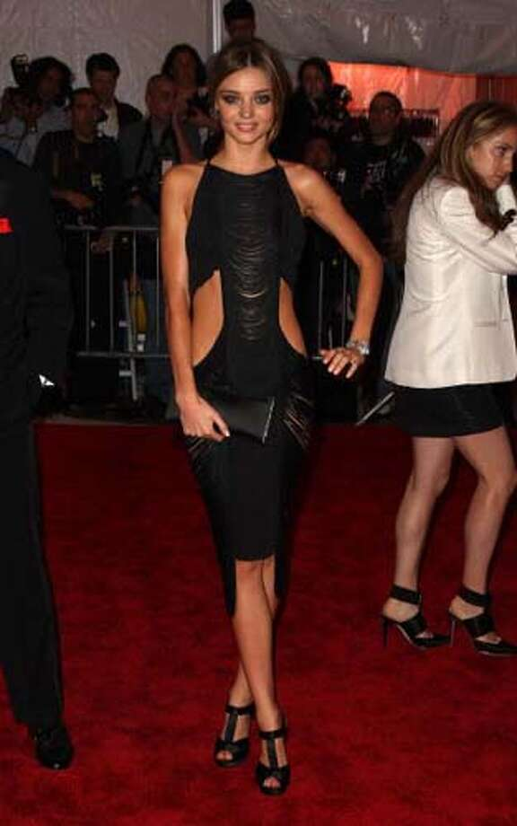 Miranda Kerr can do whatever she wants. Photo: Stephen Lovekin, Getty Images / 2009 Getty Images