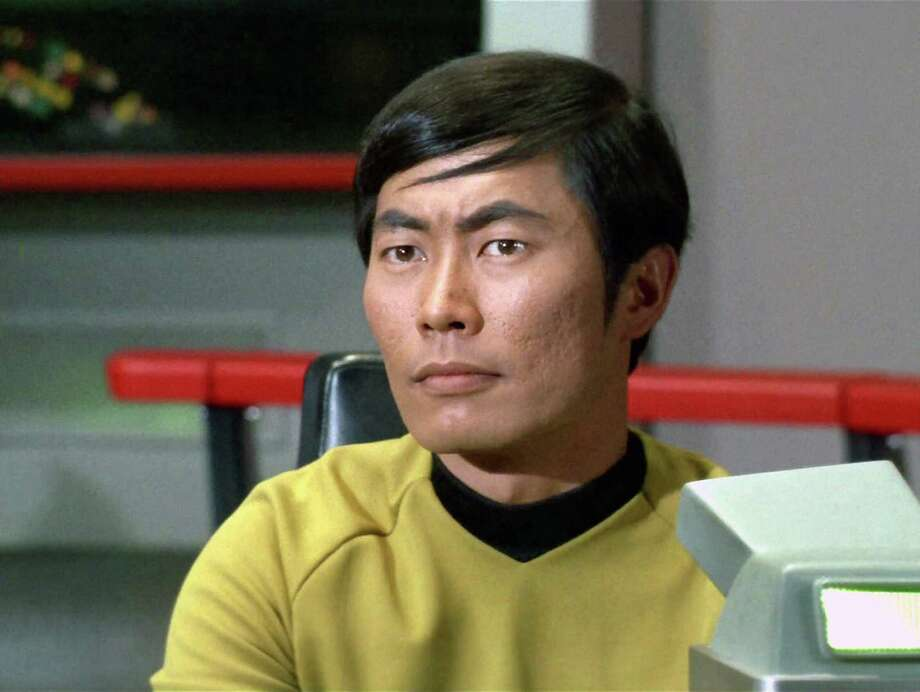 Original Sulu George Takei has become a cultural icon, with more than 4 million likes on his Facebook page. Photo: CBS Photo Archive, CBS Via Getty Images / 1968 CBS Photo Archive