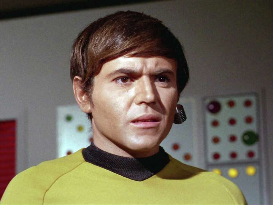 Original Chekov Walter Koenig was born in Chicago, but his parents were Russian Jewish immigrants. Photo: CBS Photo Archive, CBS Via Getty Images / 1968 CBS Photo Archive