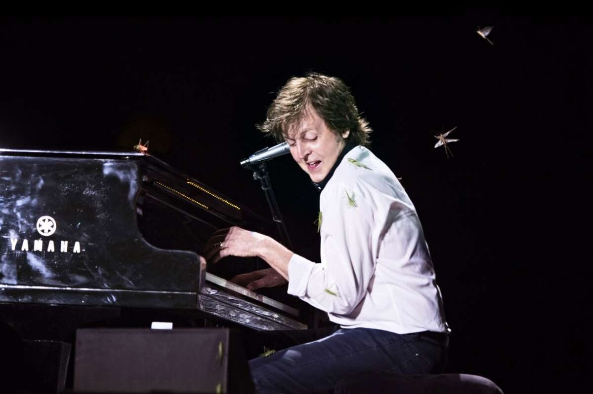 Paul McCartney Out There Tour 2013. From www.paulmccartney.com