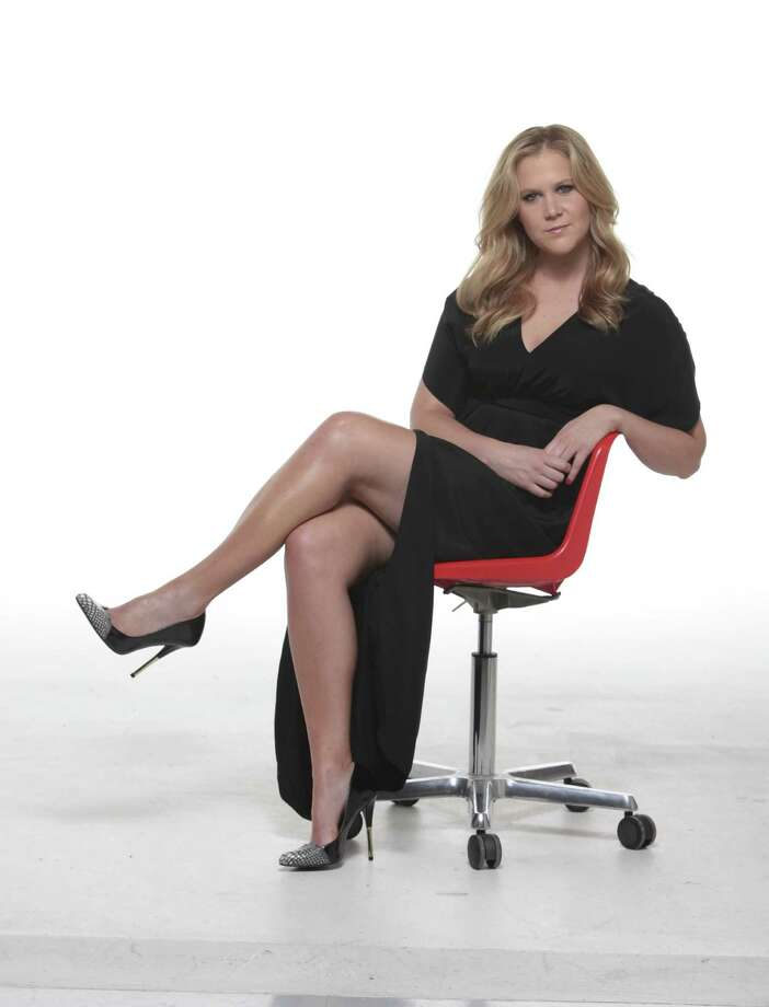 Amy Schumer performs Thursday at the Charline McCombs Empire Theatre. Photo: New York Times