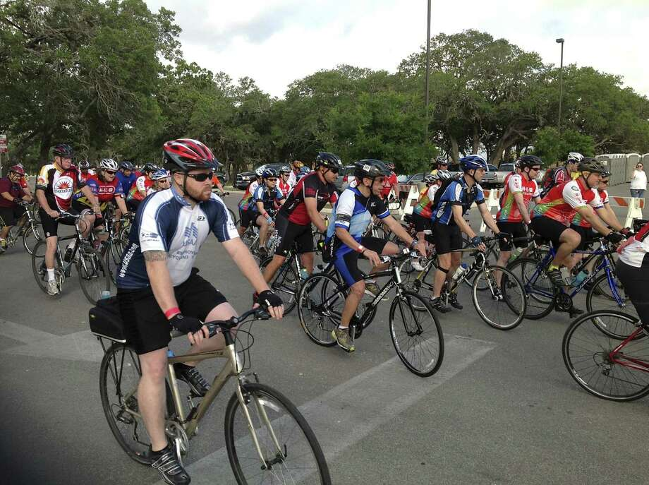 About 1,000 cyclists are expected for this year's Tour de Cure, a noncompetitive benefit ride. Photo: Courtesy Photo